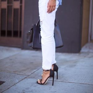 Joes Jeans stunning strapping heels